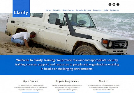 Clarity Security Training